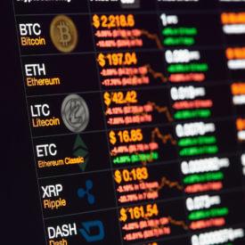 crypto trading list